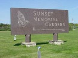 History Of Sunset Memorial Garden Cemetery In Aberdeen